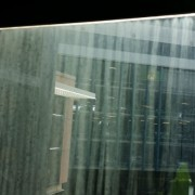 commercial window cleaning hard water stains