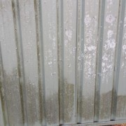 colourbond fence building washing