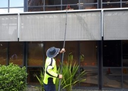 Window Cleaning Brisbane Balcony Glass